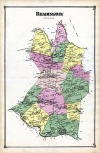 Readington, Hunterdon County 1873